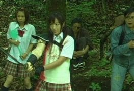 High School Girl Rika Zombie Hunter 1
